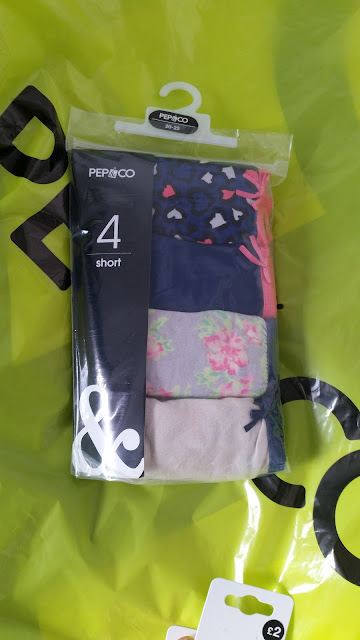 Pep & Co, shorts, knickers