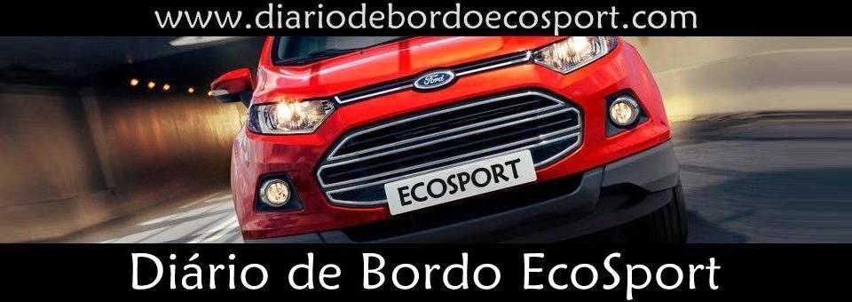 Diário de Bordo EcoSport