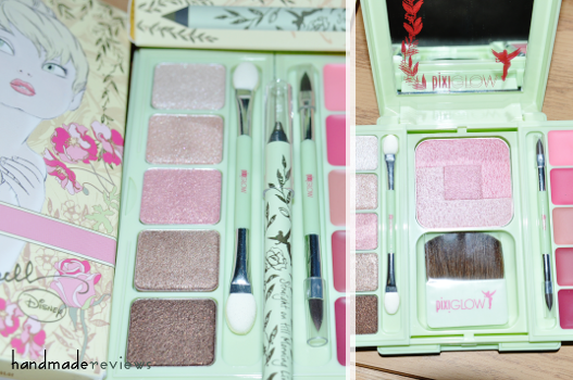 Pixi Fairy Face Palette Review