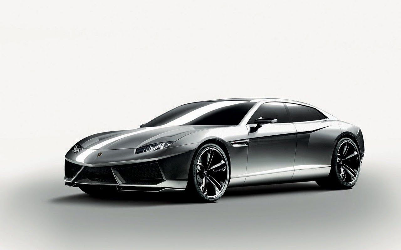 lamborghini estoque concept wide wallpapers - Lamborghini Estoque Concept Wallpapers HD Wallpapers