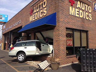 Τροχαία ατυχήματα