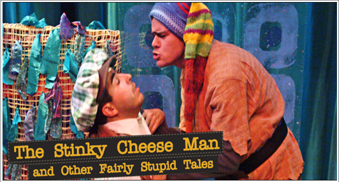 Stinky Cheese Man Activities Theater The Stinky Cheese Man