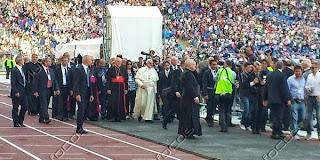 Papa Francisco na renovacao-carismatica unidade e aproximacao a pobres