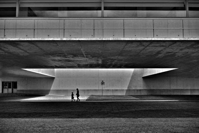 CIOB, The Art of Building 2014, Library by Siza Vieira, by Pessoa Neto