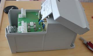 Tufvasson transformator från sidan.