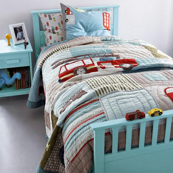 Покрывала на кровать для мальчика своими руками