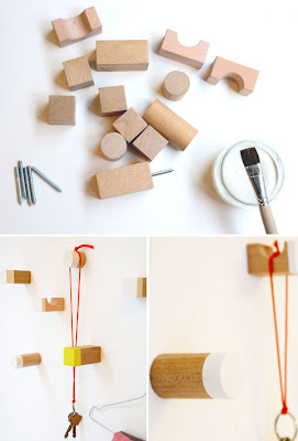 Cool Wall Hooks and Creative Coat Racks (15) 1