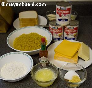 authentic macaroni-cheese recipe