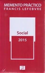 Día del Libro: Memento Práctico Social 2015.