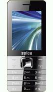 Spice M6450 Metal Dual SIM Mobile