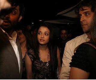 Aishwarya rai Abhishek engagement pics