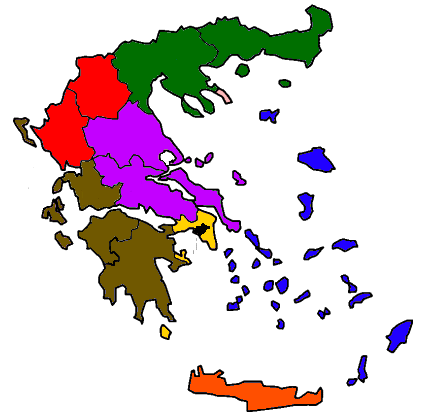 Γνωρίζω την Ελλάδα