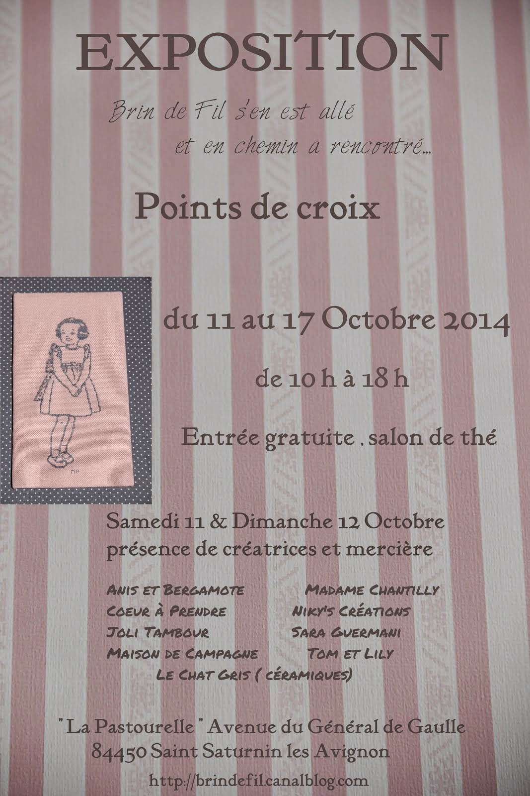 Sarò a Saint Saturnin les Avignon