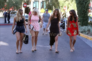 Billie Faiers, Ferne McCann, Lucy Mecklenburgh and Sam Faiers