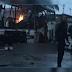 حافلة الأمن الرئاسي انفجرت حتى الانشطار