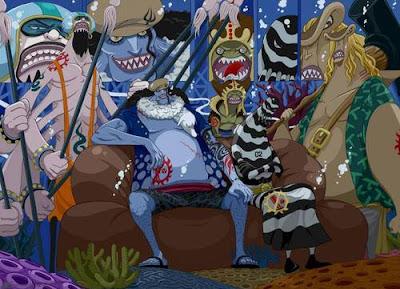 Bajak Laut Manusia Ikan Baru Hody Jones