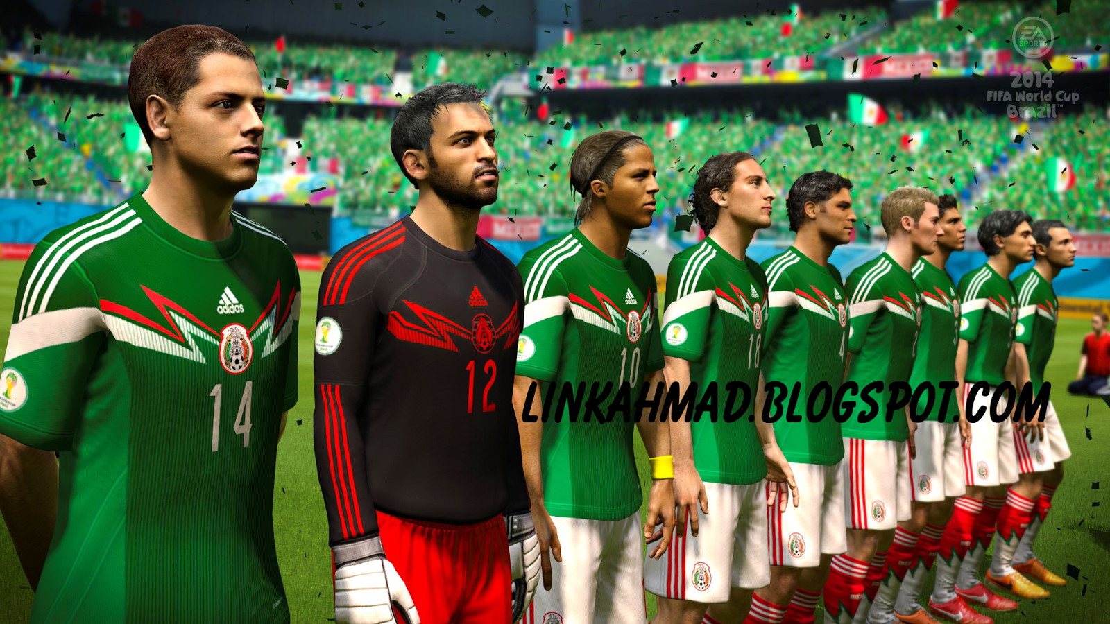2014 FIFA World Cup Brazil™ [PC,Xbox 360,PS3] [Full Game ...