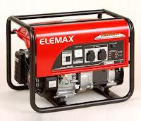 Genset Elemax SH 6500 EX/S - Jual Elemax SH 6500 EX/S Bekasi