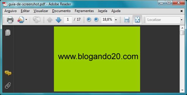 no scroll bar in adobe pdf