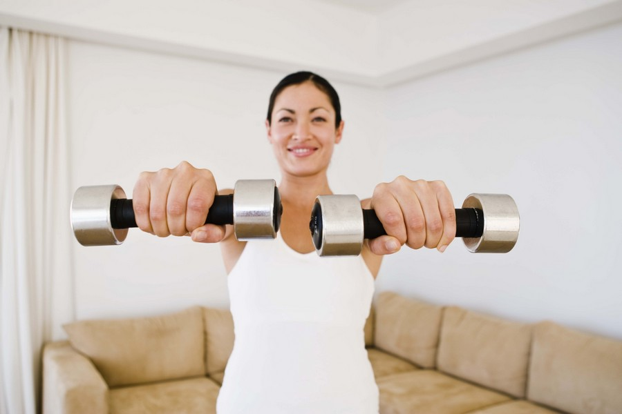 Arm Workouts with Weights for Women
