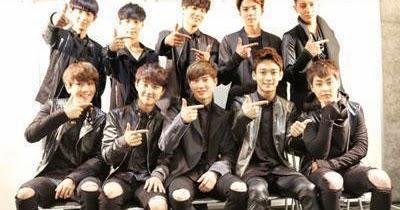 EXO perform Growl & Overdose at Wireless Migu Music Awards