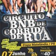 1º Circuito BNB - Matelândia-PR - 07/06/2015
