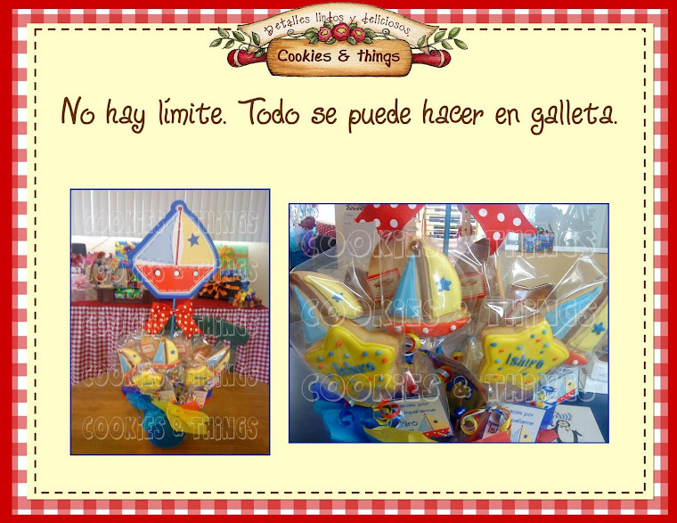 baby shower barquito
