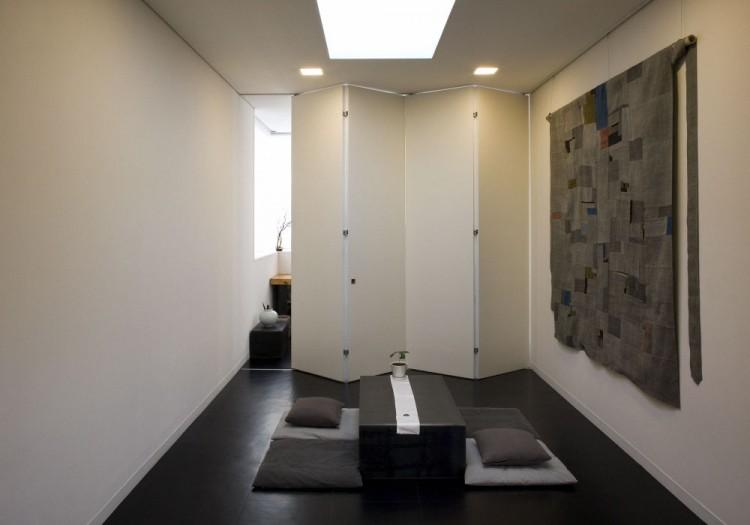 8 formas diferentes de separar ambientes mobles guillen blog for Puertas de madera para separar ambientes