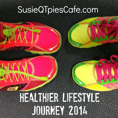 Healthier Lifestyle Journey