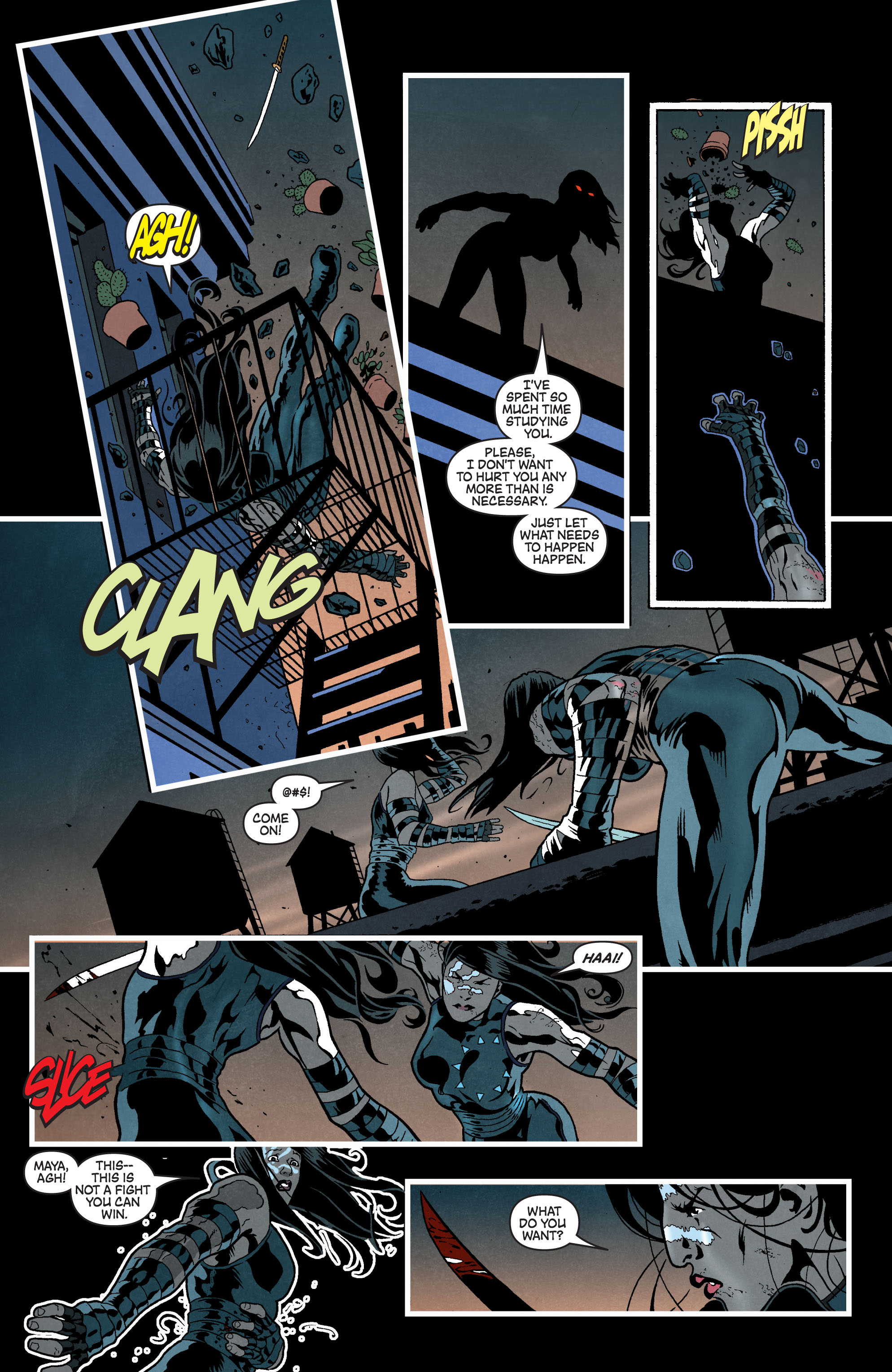 Read online Secret Invasion: The Infiltration comic -  Issue #7 - 11