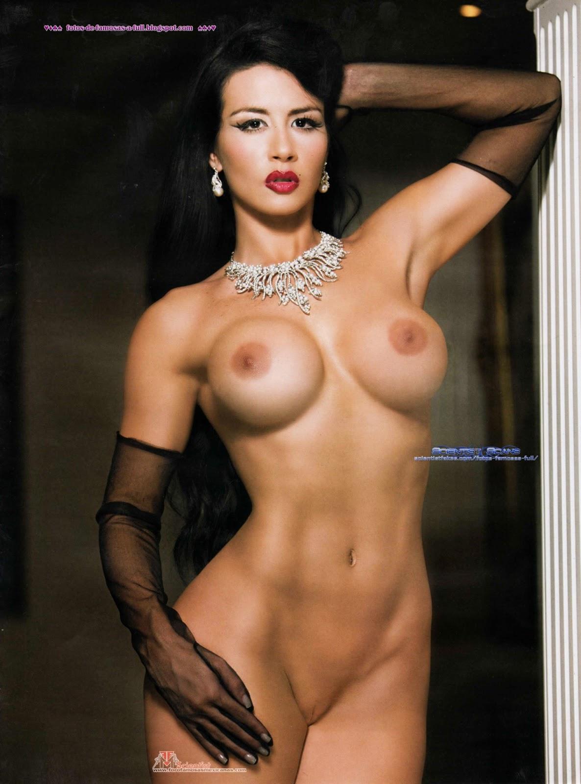 Jacqueline Arroyo Nude