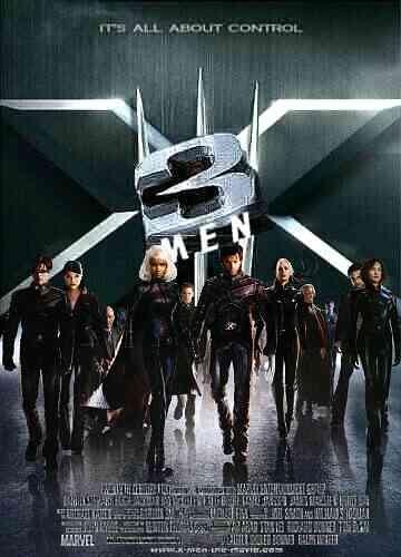 X-MEN 3 รวมพลังประจัญบาน