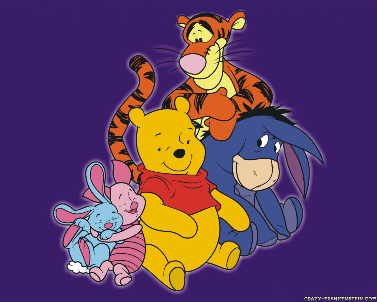 Cartoon tattoo pictures winnie the pooh and friends clipt art wallpaper - Winnie the pooh and friends wallpaper ...