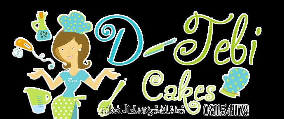 D-Tebi Cake, Online Cake  Cookies Balikpapan