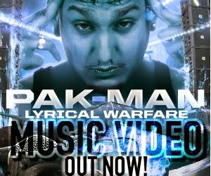 Pak-Man - Lyrical Warfare (Music Video) - DesiHipHop - DJ Green Lantern - desi unit - desi hip hop - desi hiphop