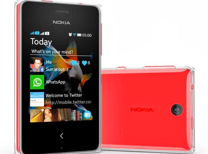 Harga Nokia Asha 500 Terbaru Februari 2014 Dan Spesifikasi