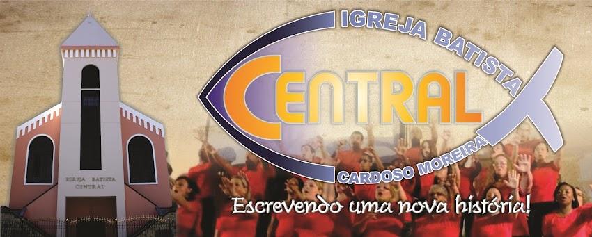 Igreja Batista Central em Cardoso Moreira