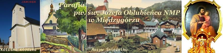 Parafia św. Józefa Oblubieńca NMP w Międzygórzu Kotlina Kłodzka