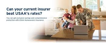 Switch to USAA Homeowners insurance today