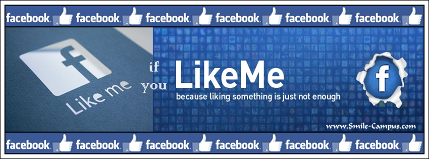 Custom Facebook Timeline Cover Photo Design Black Line - 1