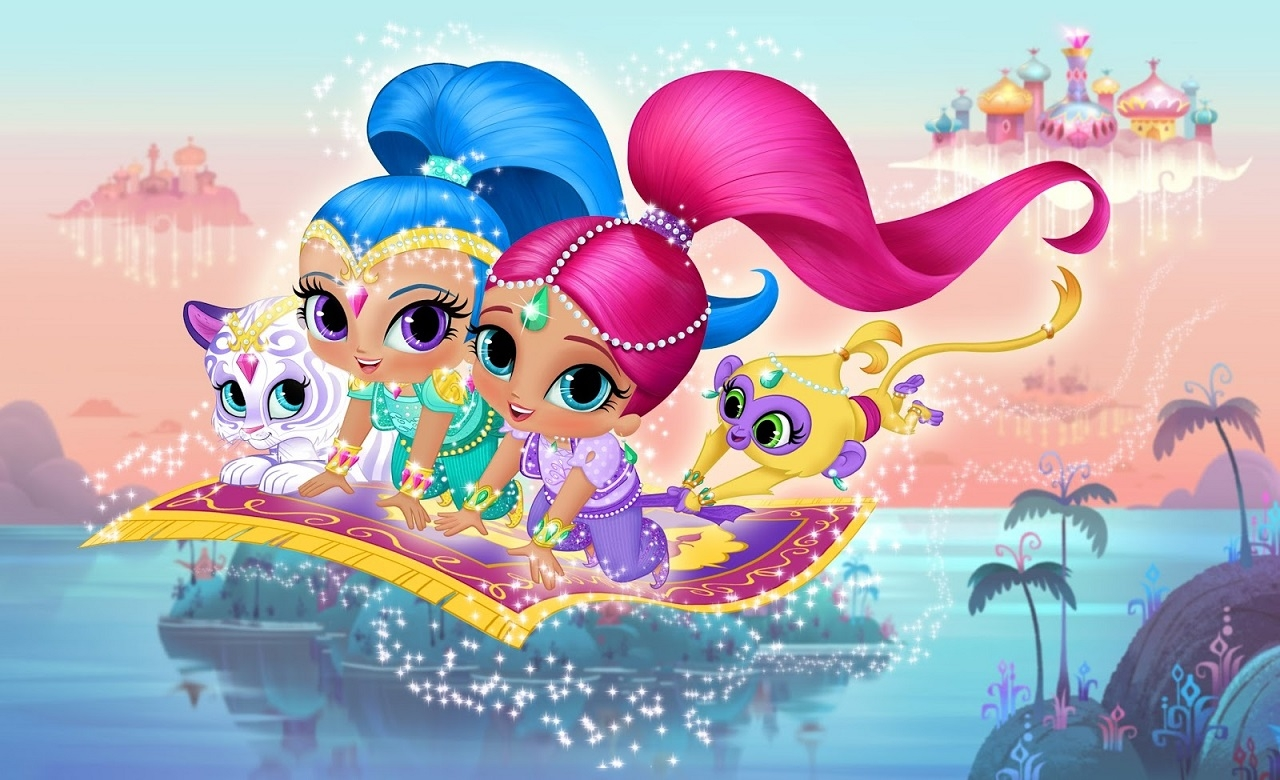 NickALive Nickelodeon USA To Premiere Shimmer And Shine