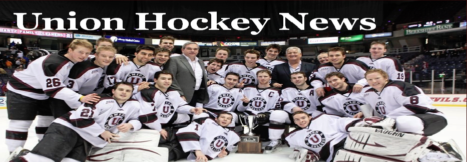 Union Hockey News