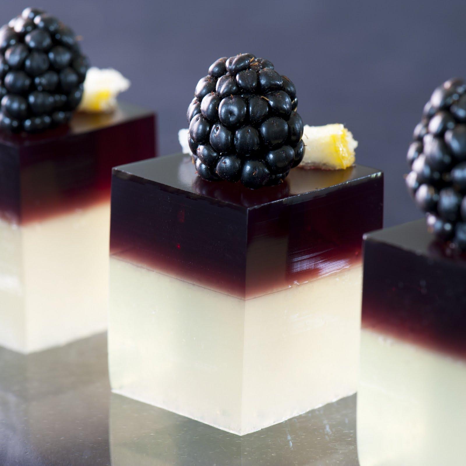 Jelly Shot Recipes | Jelly Shot Test Kitchen: The Bramble