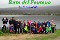 RUTA DEL PANTANO 1/3/2020