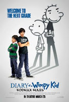 Download Diary of a Wimpy Kid 2: Rodrick Rules (2011) BDRip | 720p | 500 MB