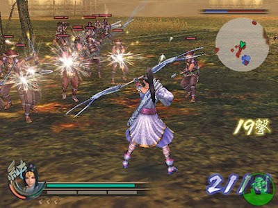 Download Samurai Warriors 2 PC Game Free