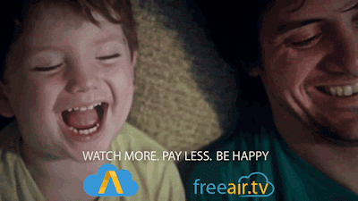 Watch more. Pay less. Be happy