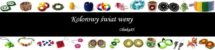 Kolorowy świat weny - olinka85