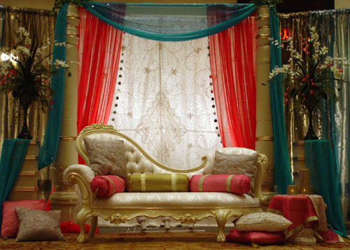 Fashion world latest fashion pakistani wedding stages Decoration for wedding room