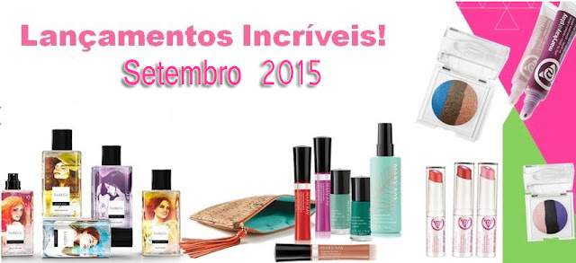 Lançamento - Setembro 2015
